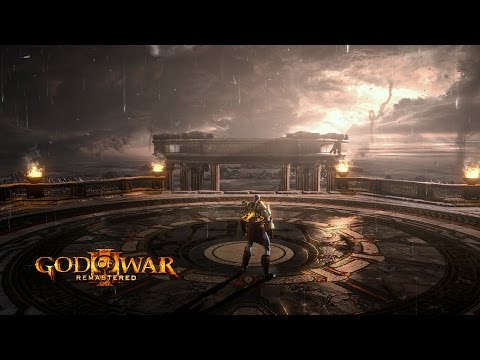 God of War III Remastered: Poseidon - God of the Sea