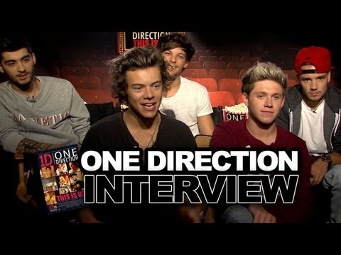One direction interview about dating fans