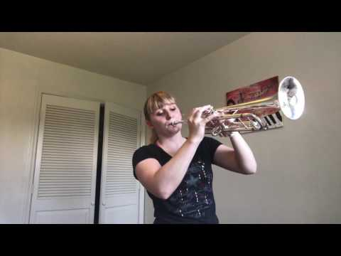 In Christ Alone/ Trumpet Cover