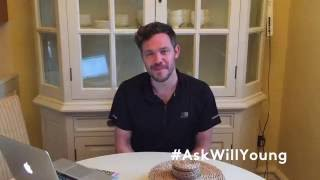 Will Young | #AskWillYoung Episode 1 - Flying Stegosaurus