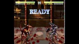 Let's Play Killer Instinct