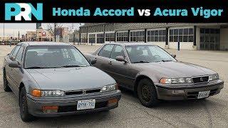 видео Acura Vigor