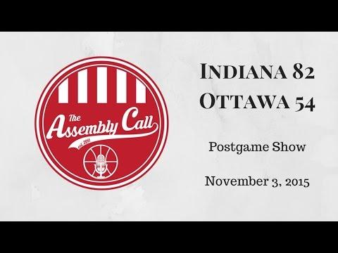 IU-Ottawa Postgame Show: November 3, 2015