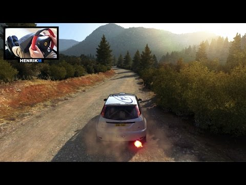 Ford Focus RS 2001 (DiRT Rally) |