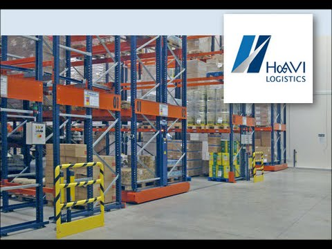 Mobile racks to multiply the useful storage space at Havi Logistics | Mecalux