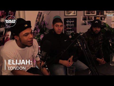 Elijah: Jammz, Mic Ty & Big Zuu – Boiler Room London Live Q&A + Live Set