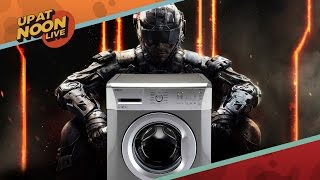 Wait, Why Are There So Many Laundry Machines in Call of Duty Last Gen?