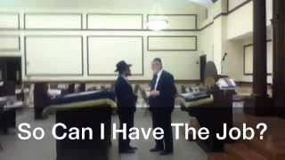 Rabbi Turk and Rabbi Davidowitz (Interview)
