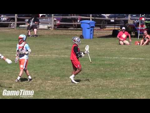 Lucas Hoyt (Detroit Mercy Commit) Summer 2017 Lacrosse Highlights