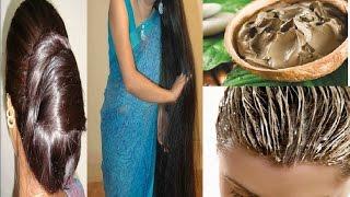 DIY - Multani Mitti Hair Pack / Oily Hair / Dry Hair / Healthy Hair / Repair Split Ends