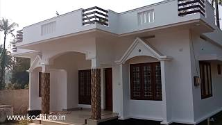 6 Cents 1000sqft 3bhk House At Mala | Thrissur District | Kerala.property