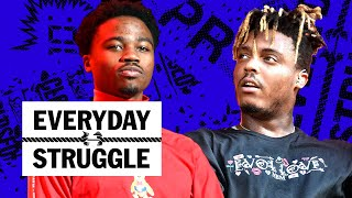 Juice WRLD Update, Joyner Lucas Blames Rap For Glorifying Drugs, Roddy LP Review | Everyday Struggle