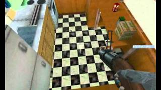 Counter Strike XTREME V.4 gameplay