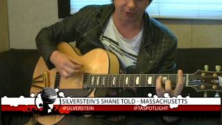 Silverstein SHANE TOLD   MASSACHUSETTS LIVE MUSIC ACOUSTIC ON THE ARTIST SPOTLIGHT