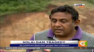'All other dams are safe,' Solai Dam boss claims
