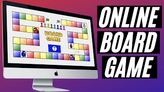 How to create an ONLINE BOARD GAME on FLIPPITY.NET (Teacher Tutorial)