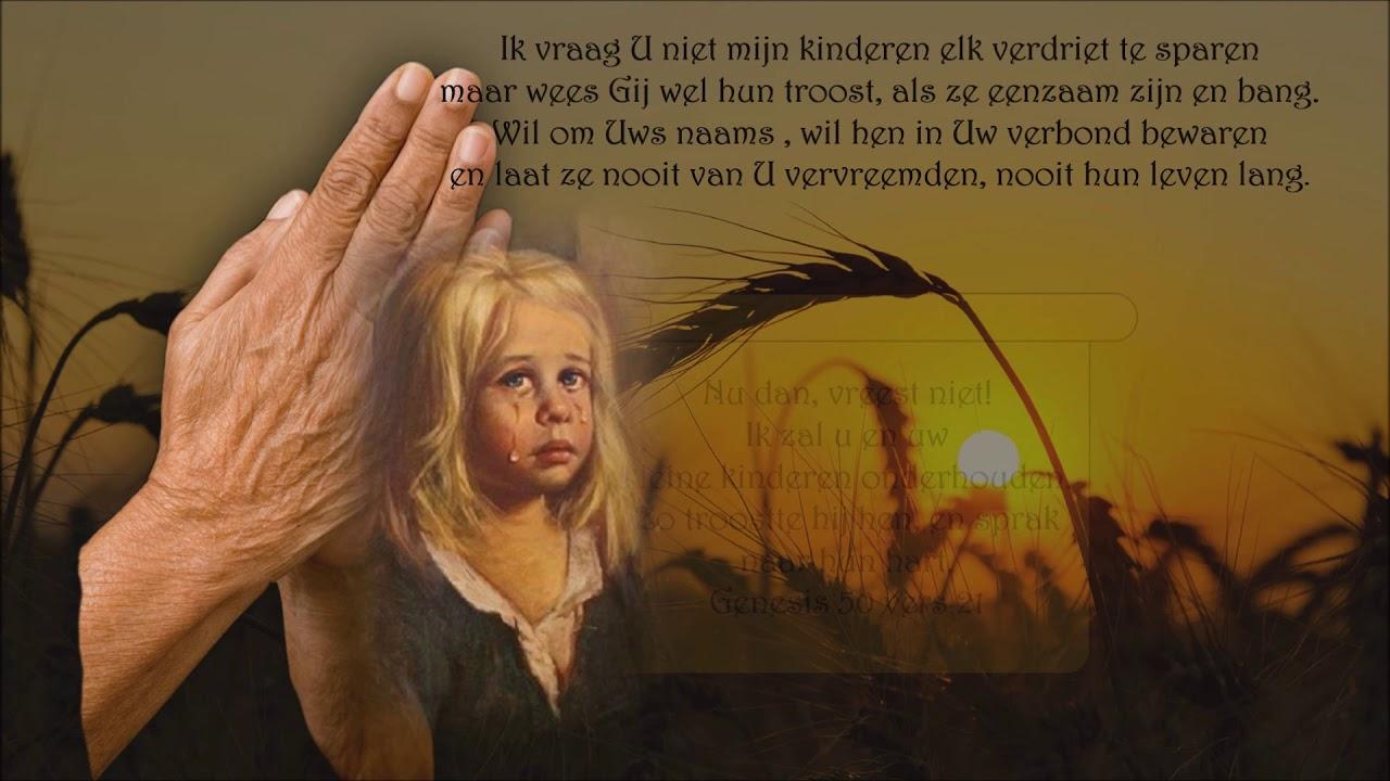 Gebed Voor Mijnn Kinderen