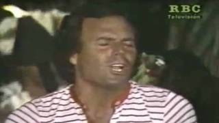 Tropece con la misma Piedra - Julio Iglesias.avi