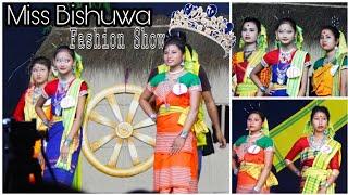 Miss Bishuwa FASHION SHOW | Koch Rajbongshi Fashion Show Kokrajhar 2018 full HD|Bishuwa Utshav