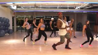 """Somebody"" by Natalie La Rose (feat. Jeremih)   CARDIO-DANCE choreography by Skyler Rodgers"