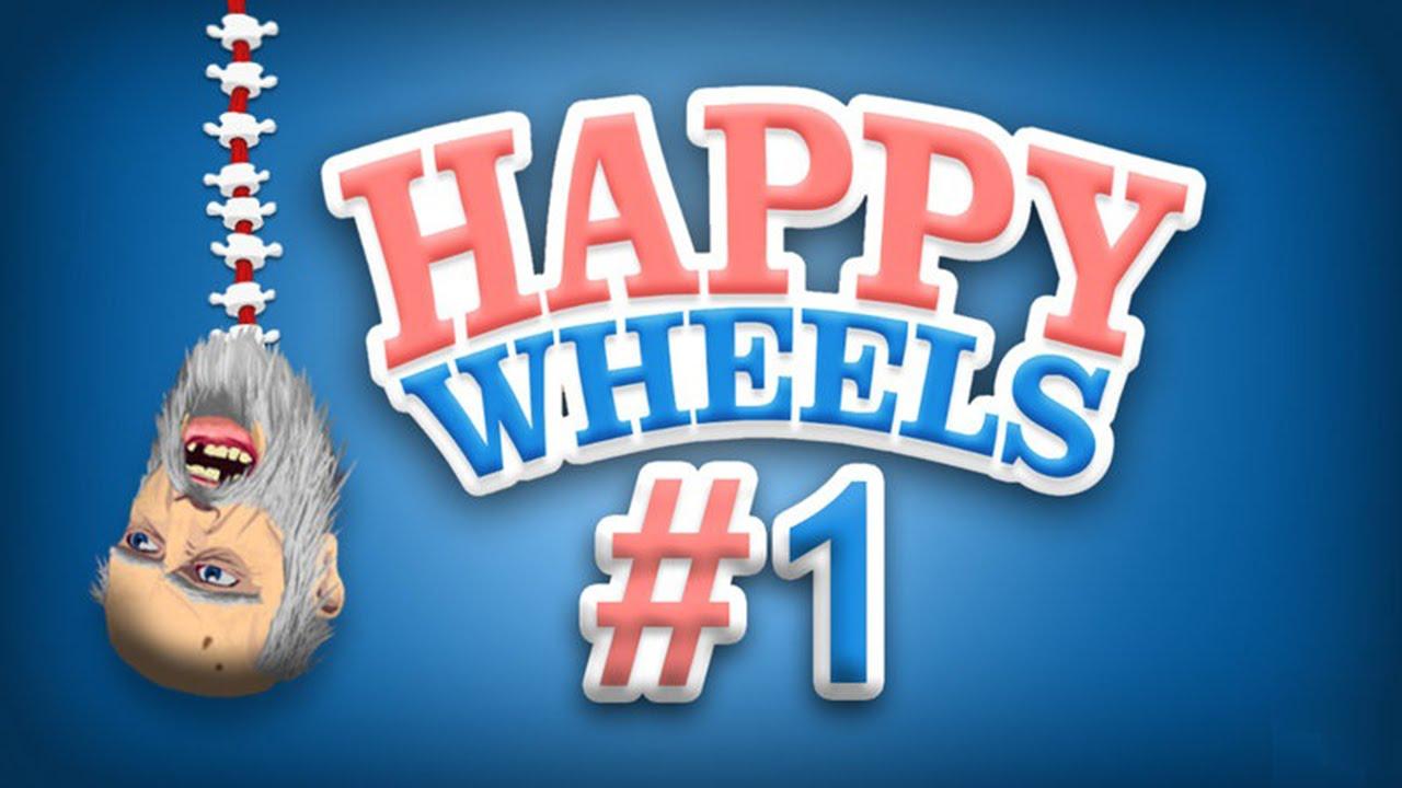 LMFAO - Happy Wheels - Part 1