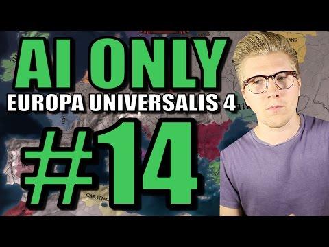 Europa Universalis IV [EU4 Common Sense]: AI Only Gameplay [Civ 5] Part 14