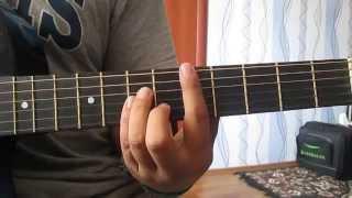 Видеоурок Papa Roach - Forever (табы, аккорды, соло, бой)