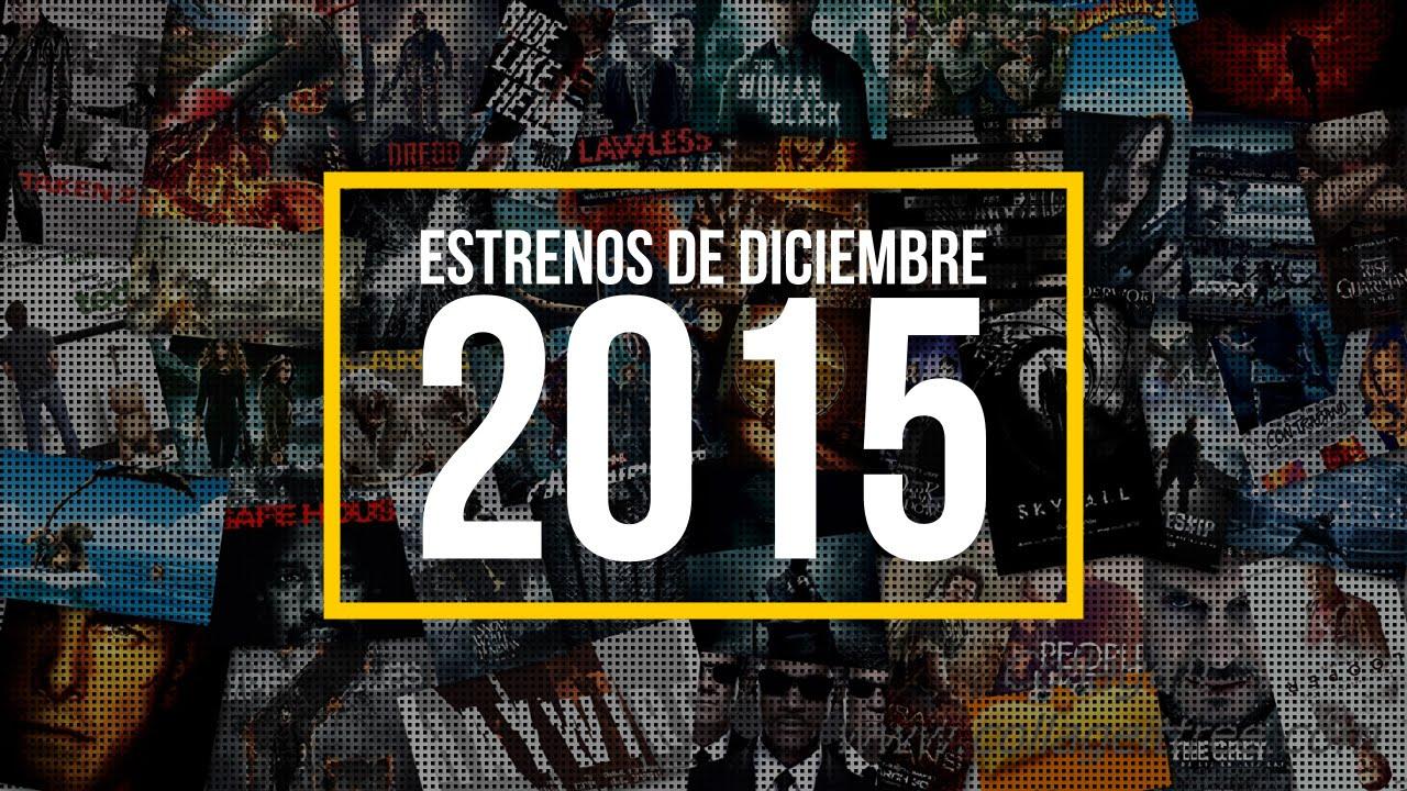 Estrenos de peliculas diciembre 2015 youtube for M estrenos