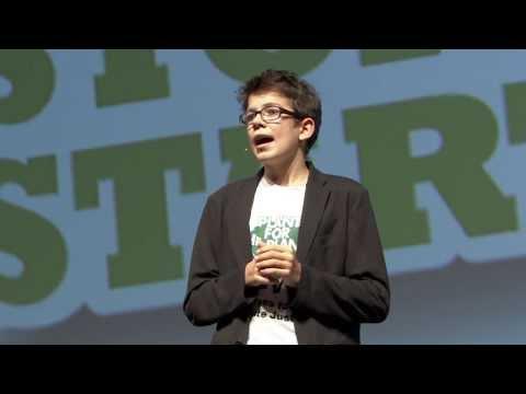 Esri EMEAUC 2013: Felix Finkbeiner (Plant-for-the-Planet Initiative)