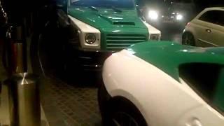 DUBAI CARS 2012