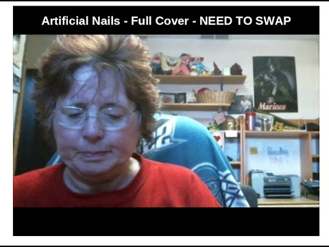 Artificial Nails Full Cover Need To Swap