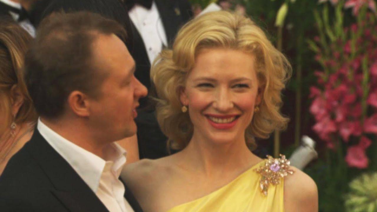 Cate Blanchett and Husband Andrew Upton Adopt A Baby Girl ... Cate Blanchett Husband