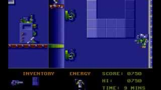 Atari ST Game - Lord Ramsey in the 25th Century