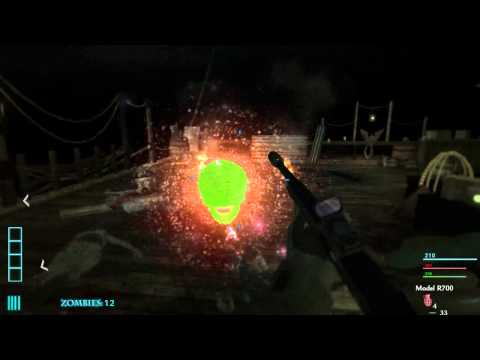 [Parte 1] Dead Ship - Custom Map #44 - Call of Duty World at War (Italiano)