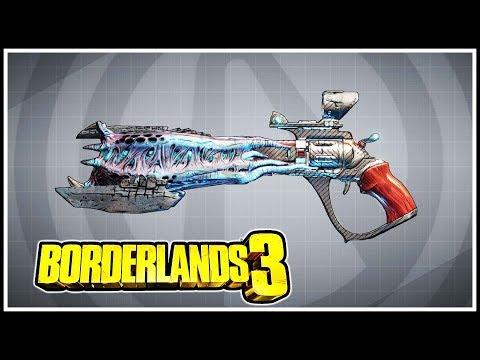 Queen's Call Borderlands 3 Legendary Showcase