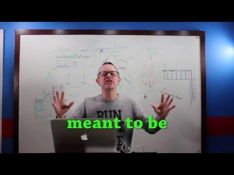 Learn English: Daily Easy English 0980: meant to be