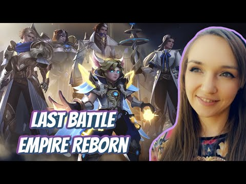 SSSunshine_X Reacting To Last Battle | Empire Reborn—Finale | Mobile Legends