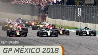 Resumen del GP de México - F1 2018