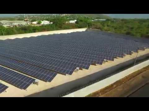 Wisynco Solar Farm, Padero Solar Jamaica