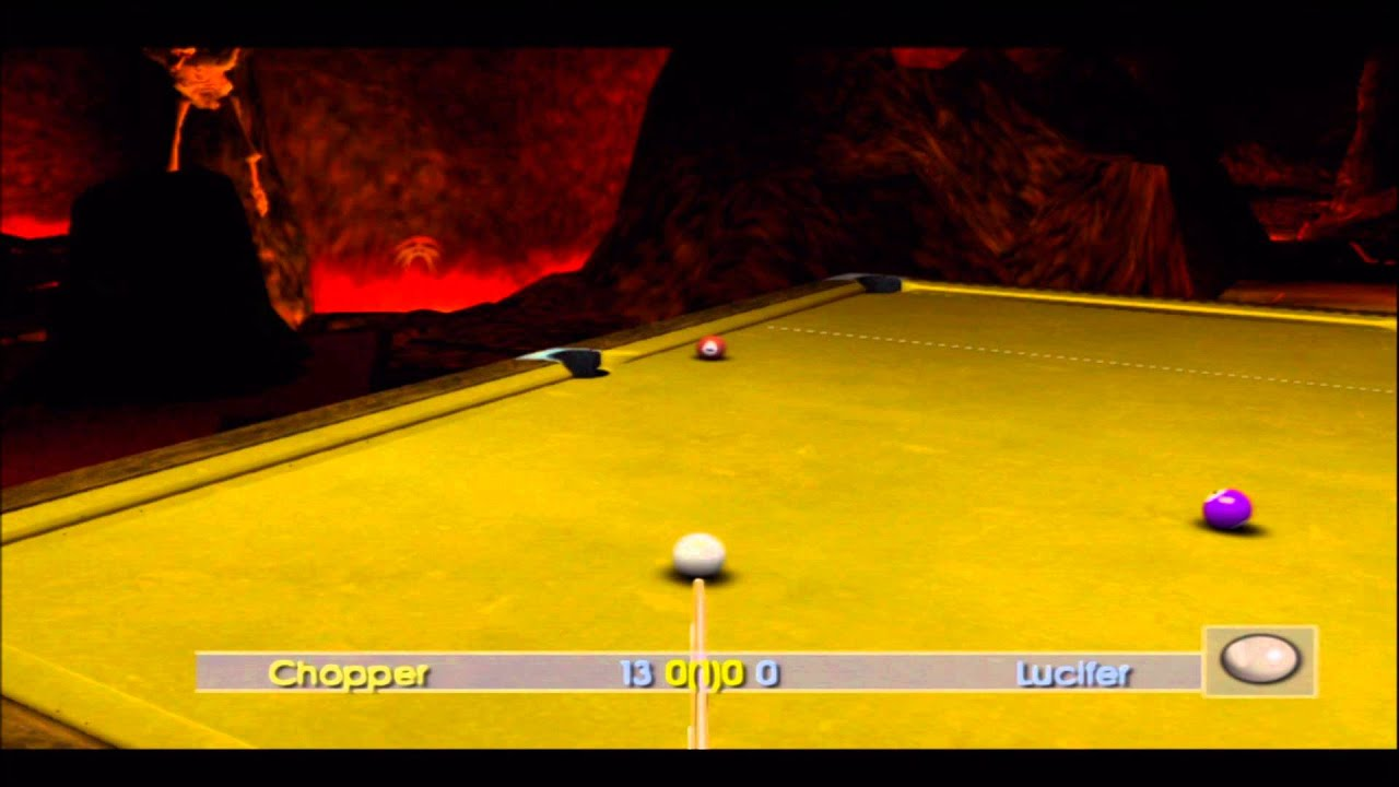 Straight Pool L Shaped Table Total Clearence Balls YouTube - L shaped pool table