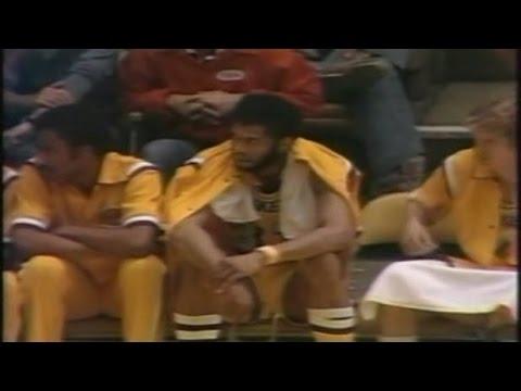 1977 WCF Gm. 2 Blazers vs. Lakers