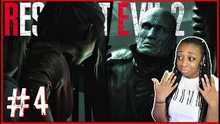 GO AWAY!!! | Resident Evil 2 Remake Episode 4 Gameplay!!!