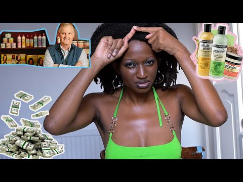 Who's Making Money from the Natural Hair Movement & Blackness?