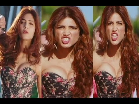 Shruthi hassan wardrobe slowmotion thumbnail