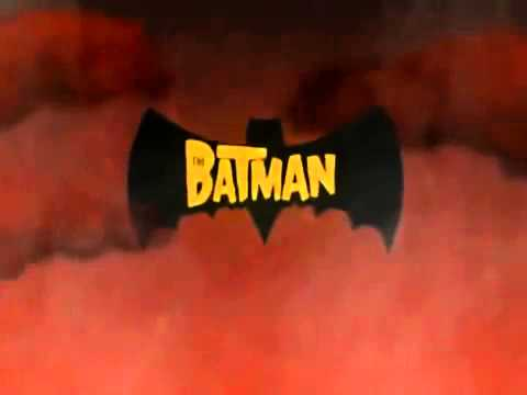The Batman Cartoon 2004 - Season 1 & 2 Intro Theme. KSM