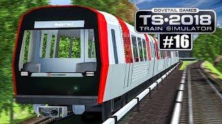 Train Simulator 2018 #16: Mit der Hamburger HOCHBAHN auf der U1 mit dem DT5!