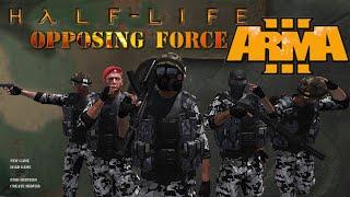 Arma 3 Half Life Opposing Force