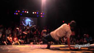 Top 8   Promo vs Phil | RED BULL BC ONE CYPHER CANADA 2015 | BBOY NORTH