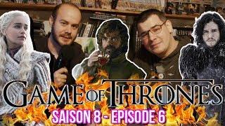 Game of Thrones Saison 8 Episode 6 : Récap' / Avis + bilan ( Spoiler )