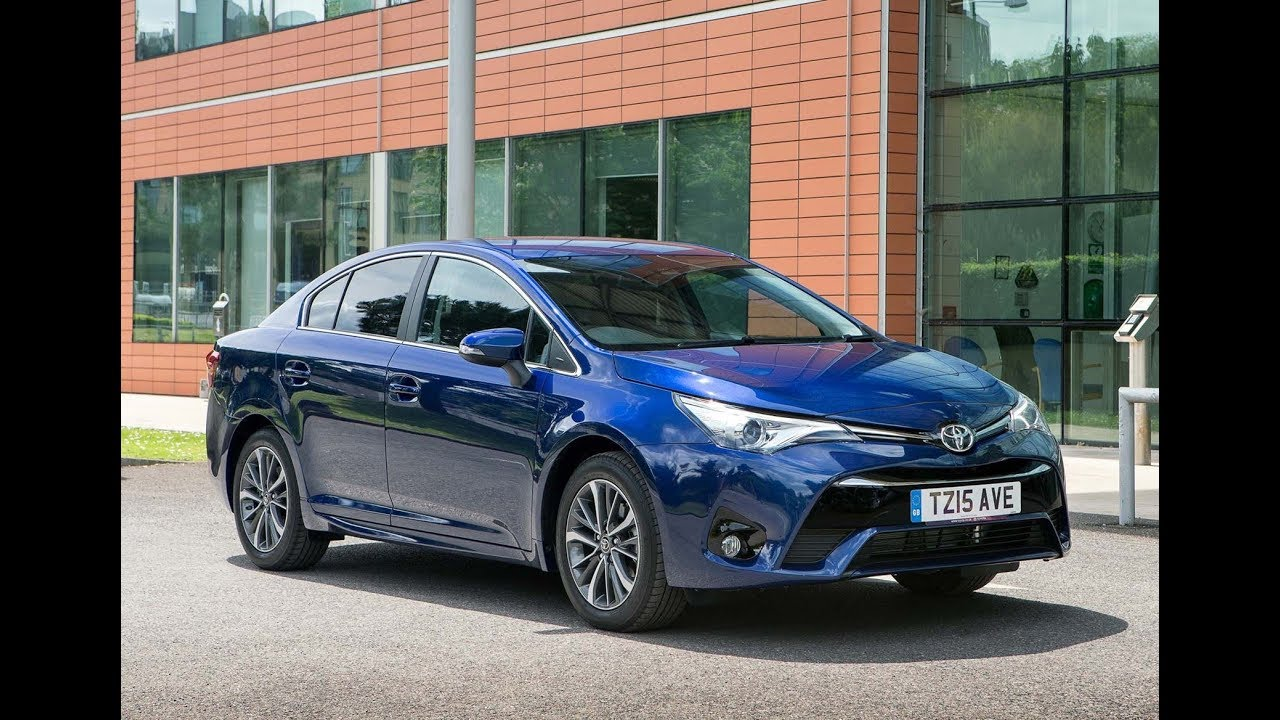 toyota avensis 2017 car review youtube. Black Bedroom Furniture Sets. Home Design Ideas